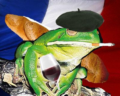 Someone French