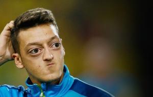 Attitude swap for Özil?